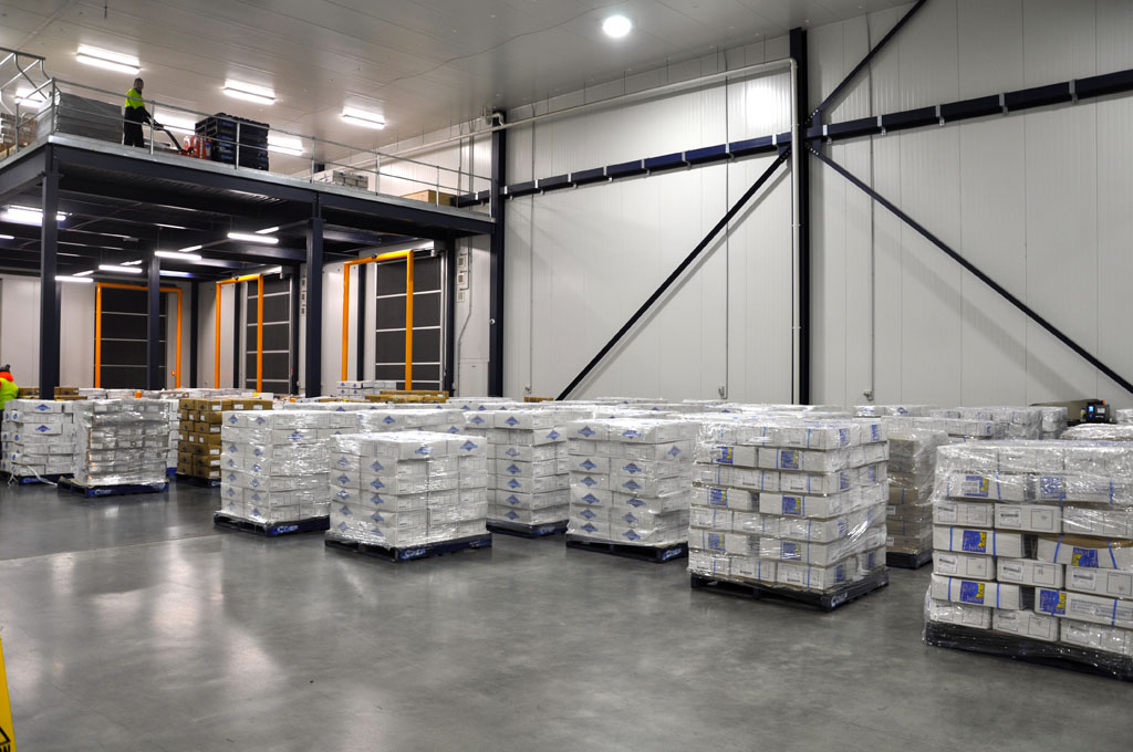 Melbourne Cold Storage & Warehousing - Laverton Cold Storage
