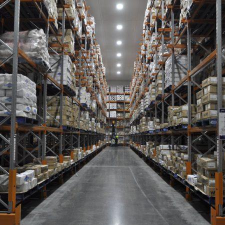 Frozen storage services Melbourne
